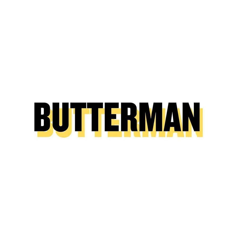 Butterman Logo