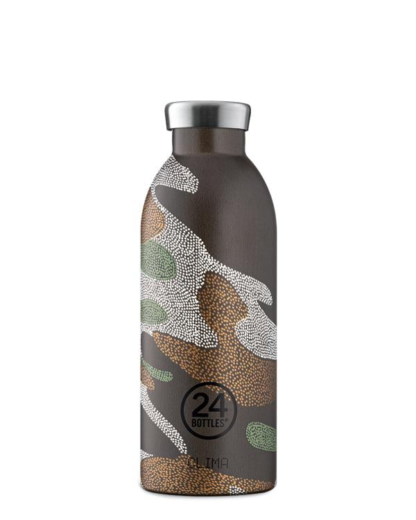 24Bottles Bottle Clima Bottle Camo Zone