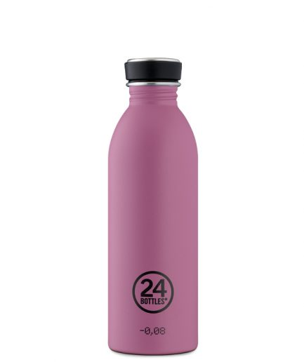 24Bottles Urban Bottle Mauve 500ml