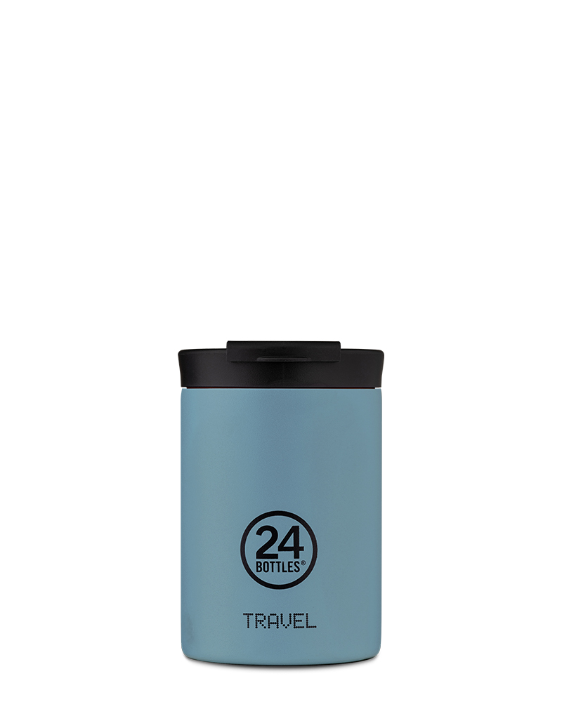24Bottles Bottle Travel Tumbler Powder Blue