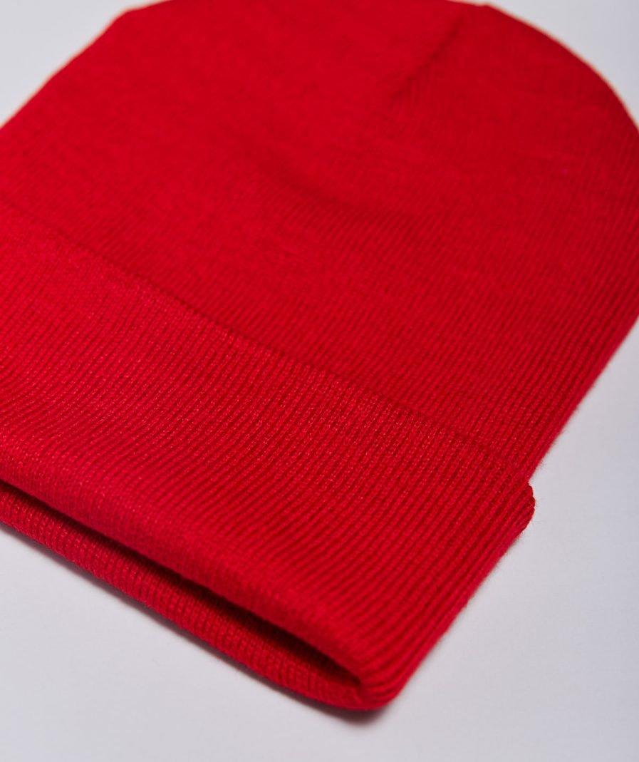 M50 Hat | Beanie Red