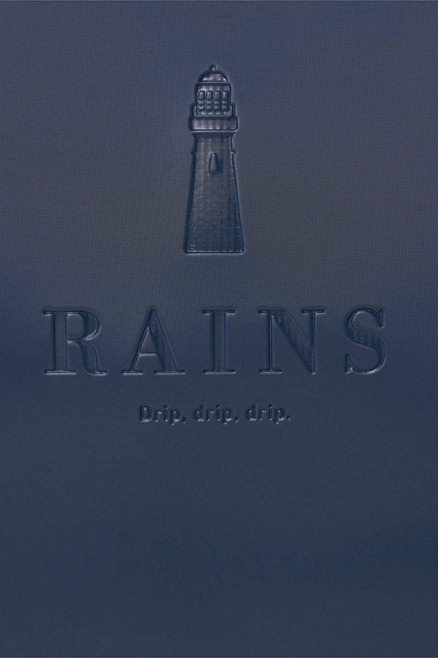RAINS Rucksack Shinny Blue