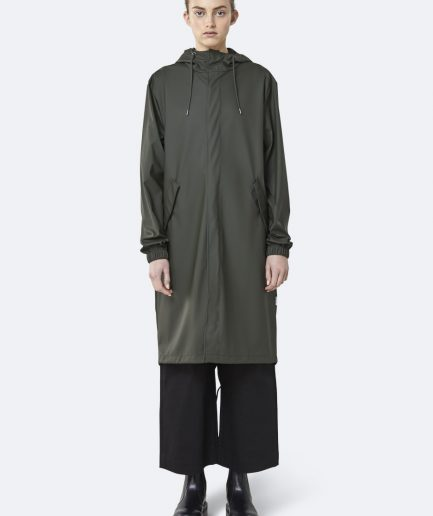 Rains Fishtail Parka Green XS/S
