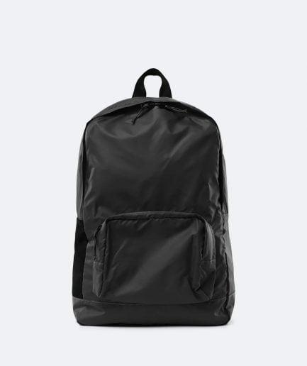 RAINS Ultralight Daypack Black
