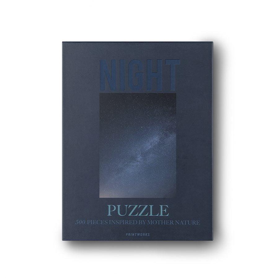 Puzzle Waves PRINTWORKS