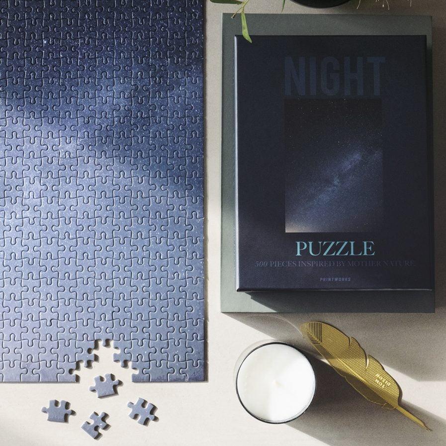 Puzzle Night PRINTWORKS