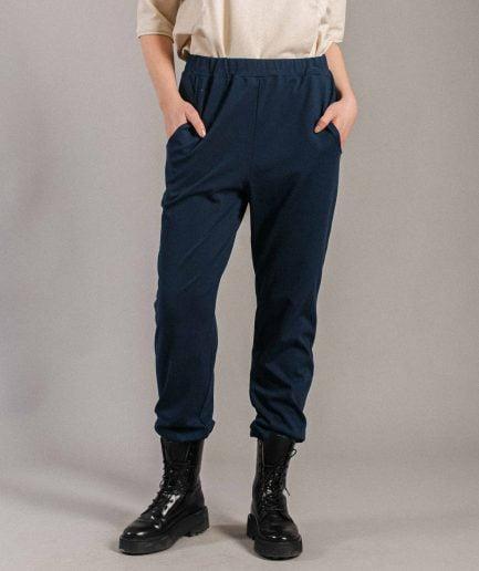 M50 Pants Navy Blue
