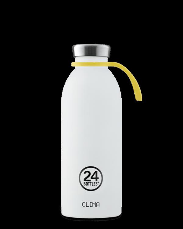 24Bottles BottleTie Light Yellow