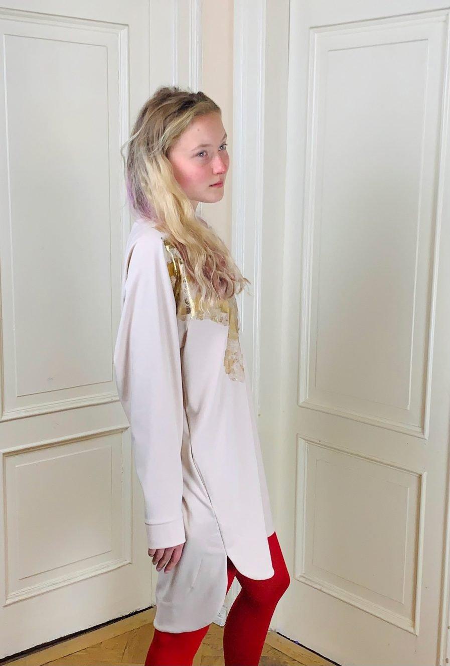BUTTERMAN Kleita Zelta