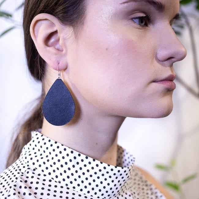 LĀCIS ORIGINAL Shape Earrings 11111