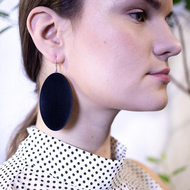 LĀCIS ORIGINAL Shape Earrings 11112