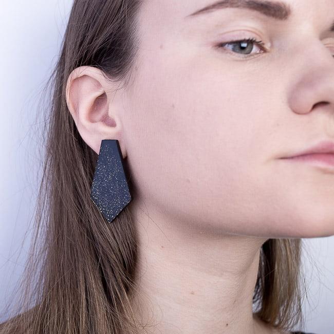 LĀCIS ORIGINAL Night Sky Earrings 1233