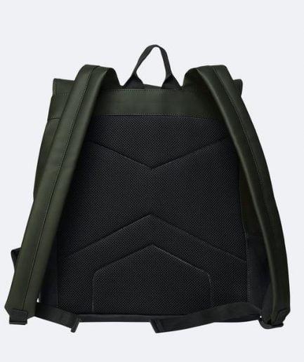 RAINS Buckle Rolltop MSN Bag Green