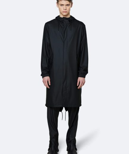 RAINS Lietusmētelis Fishtail Mens XS/S