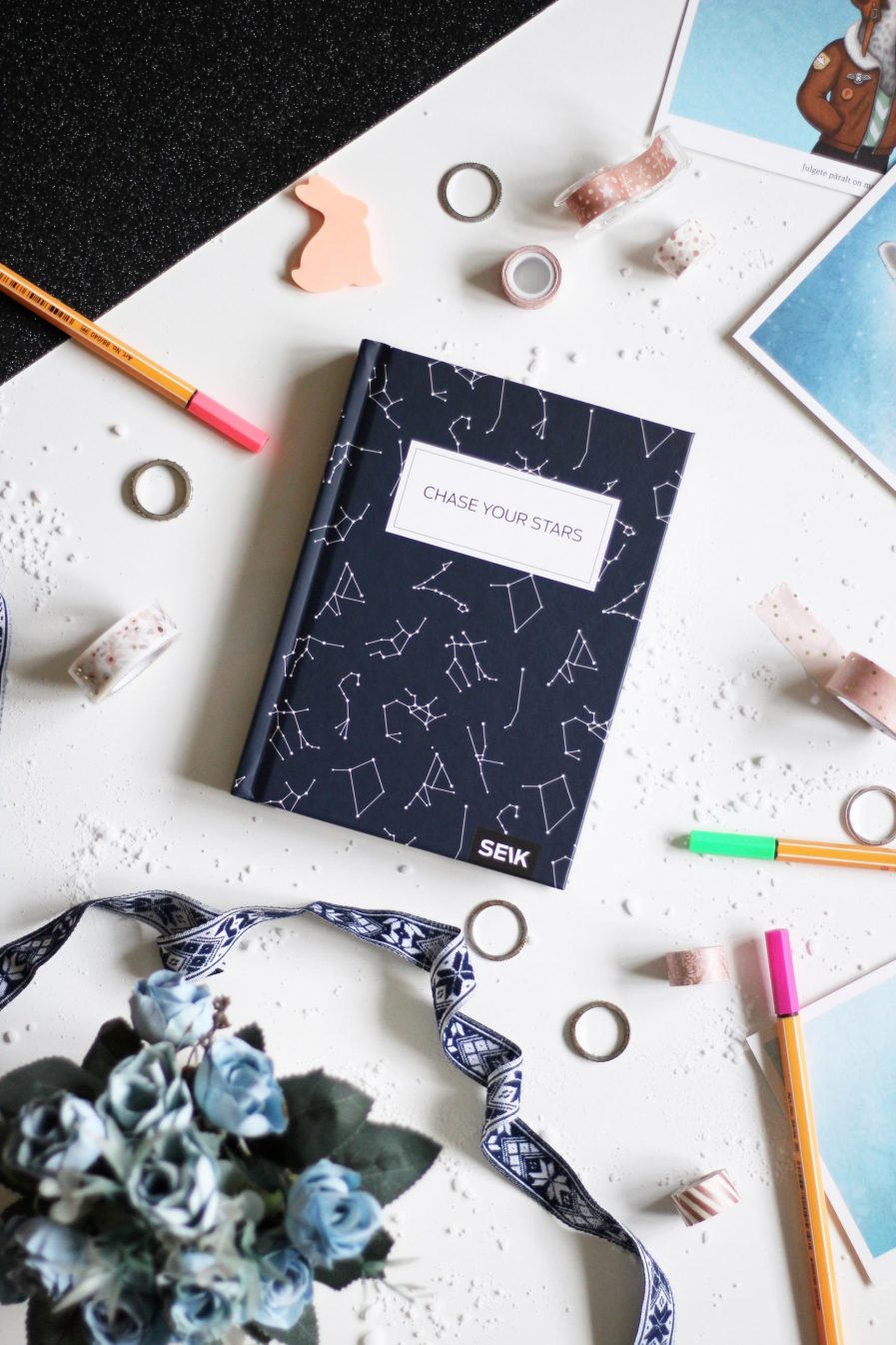 SEIK Happy Planner Chase Your Stars