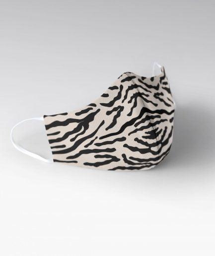 SEIK Sejas Maska - Zebra