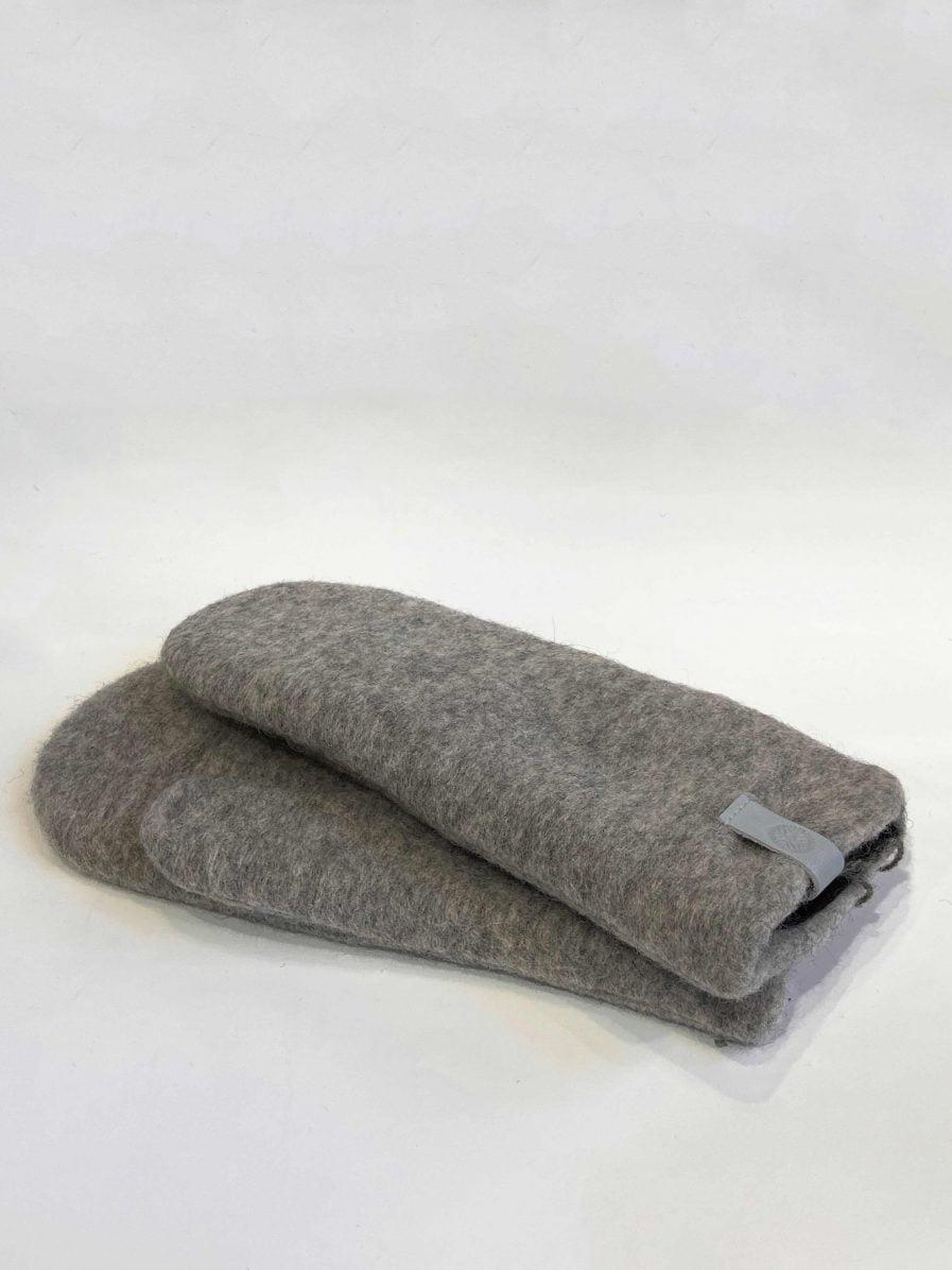 SARMA Gloves Light Gray