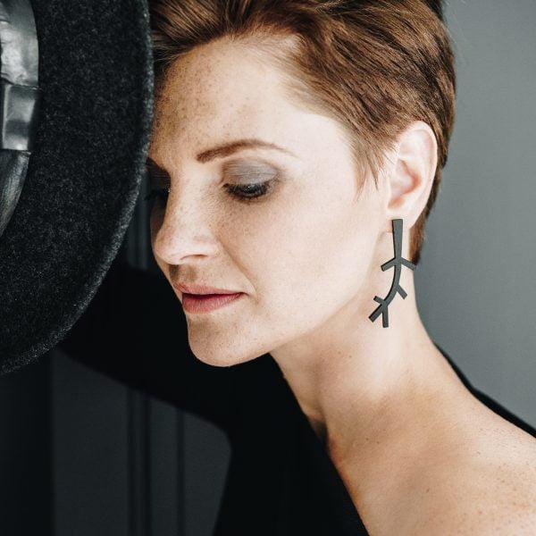 NADA Earrings #006A