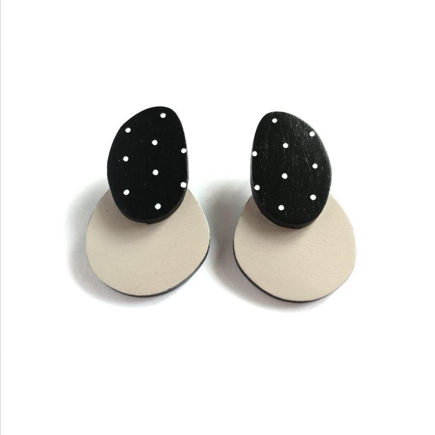 NADA Earrings #025AS/14