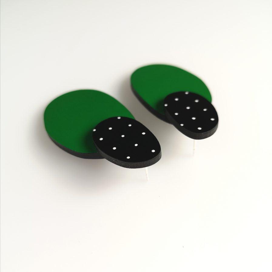 NADA Earrings #025AXL01