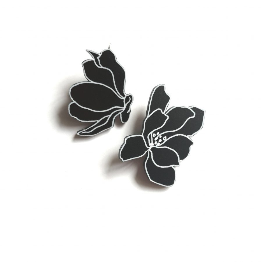 NADA Earrings Magnolia #032A