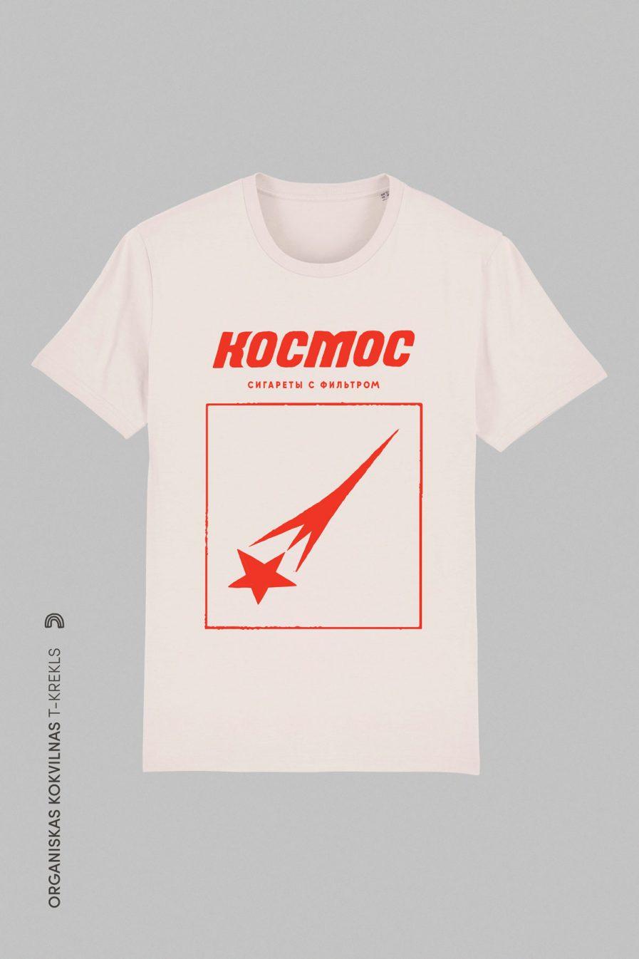 Kocmoc Organic Cotton T-shirt