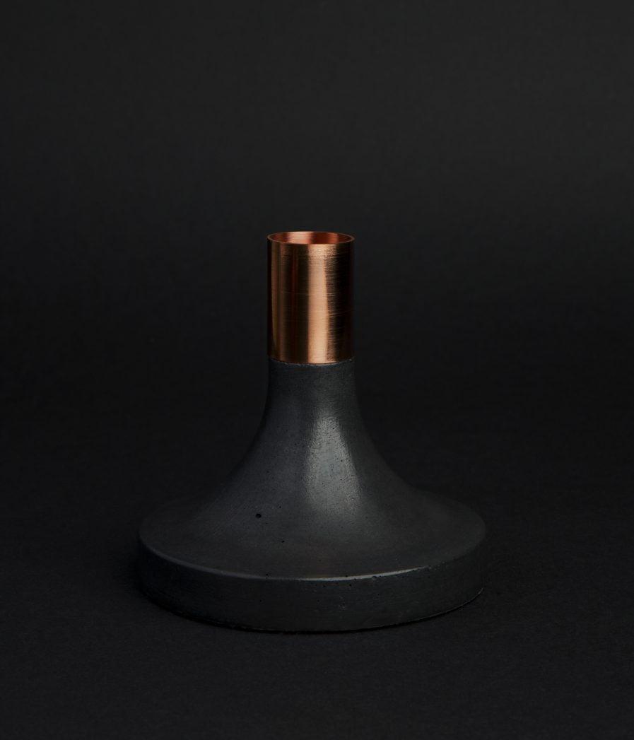 Sensuous Svečturis Trumpet| Melns