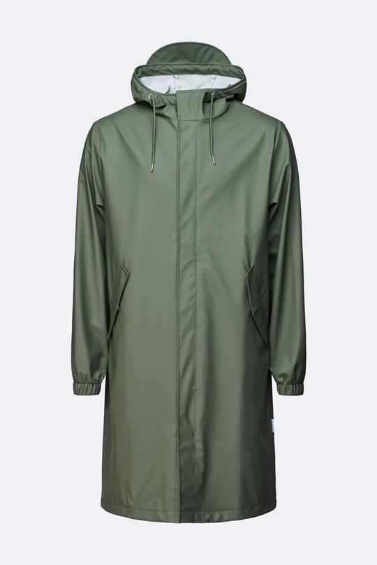 Rains Fishtail Parka Olive