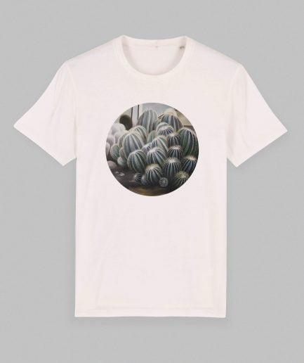 "M50 x Ieva Kampe-Krumholca Unisex T-Shirt ""Family"""