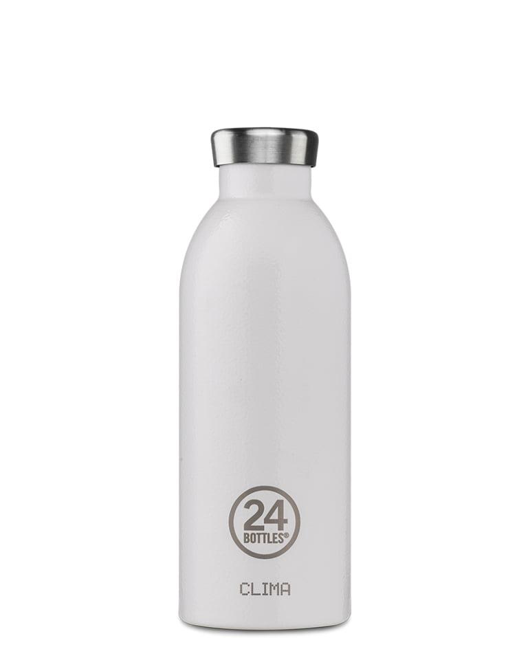 24Bottles Clima Bottle 500ml Arctic White