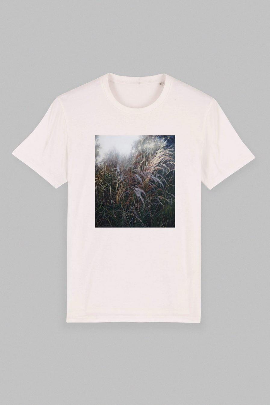 """M50 x Ieva Kampe-Krumholca Unisex T-Shirt """"Good enough"""""""