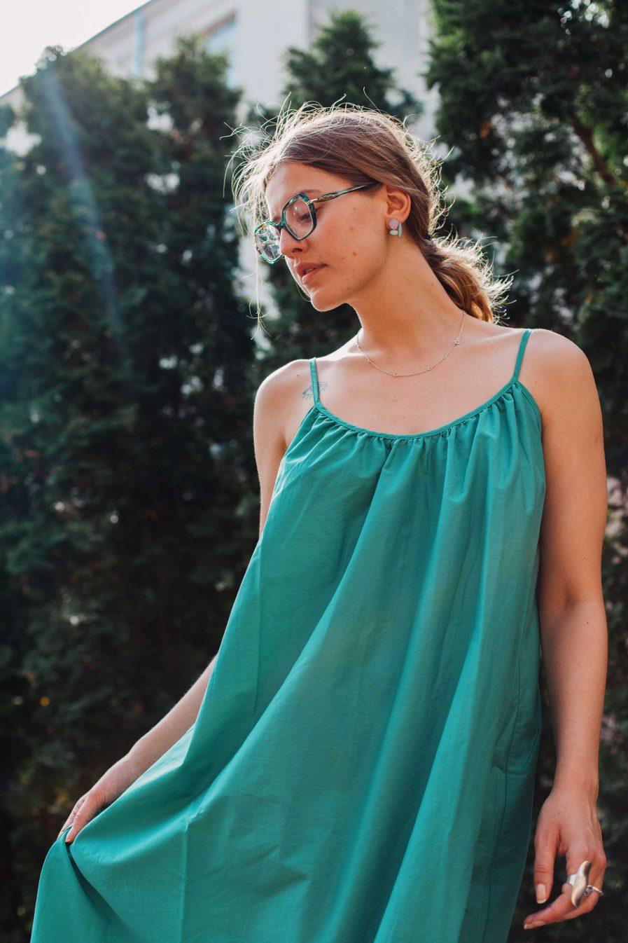 M50 dress HOT SUMMER DAYS   Mint