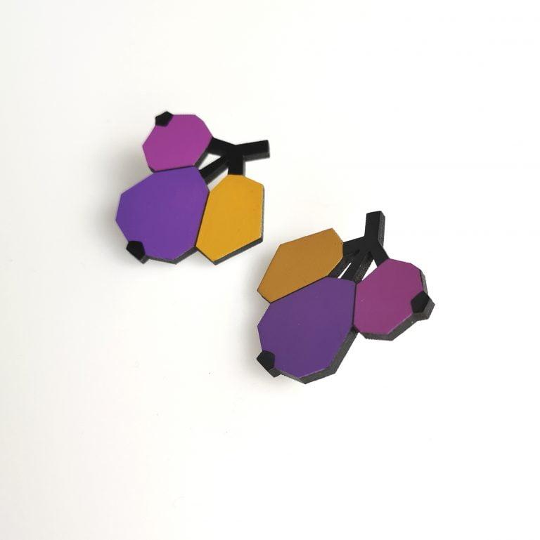 NADA Earrings #030A35