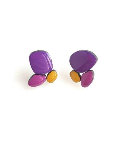 NADA Earrings #077AS09 LARGE