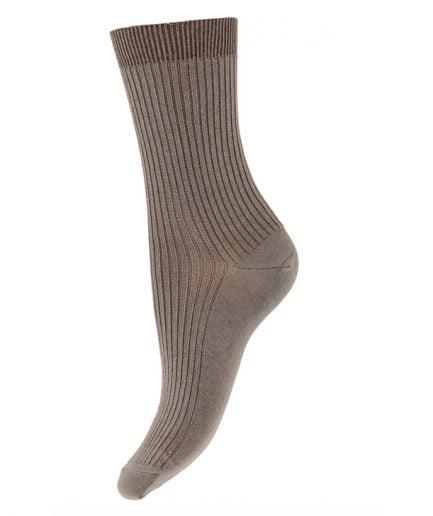 """MP Denmark Socks """"Vicky - brown"""""""