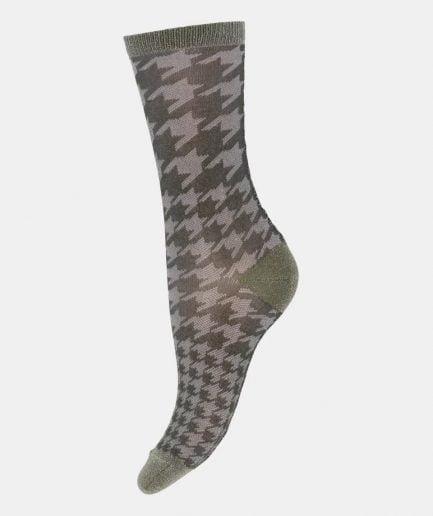 "MP Denmark Socks ""Sofi - dark green"""