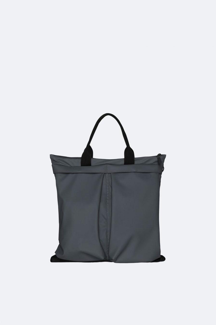RAINS Helmet Bag   Slate