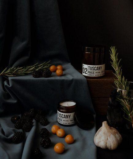 Pikka Candles No. 02 Tuscany