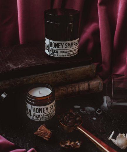 Pikka Candles No. 04 Honey Symphony