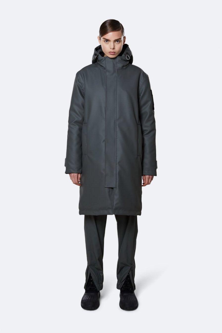 Rains Glacial coat