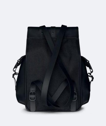 RAINS Rucksack Large Black