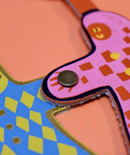 Arc Colour Design FRIENDS Atslēgu piekariņš